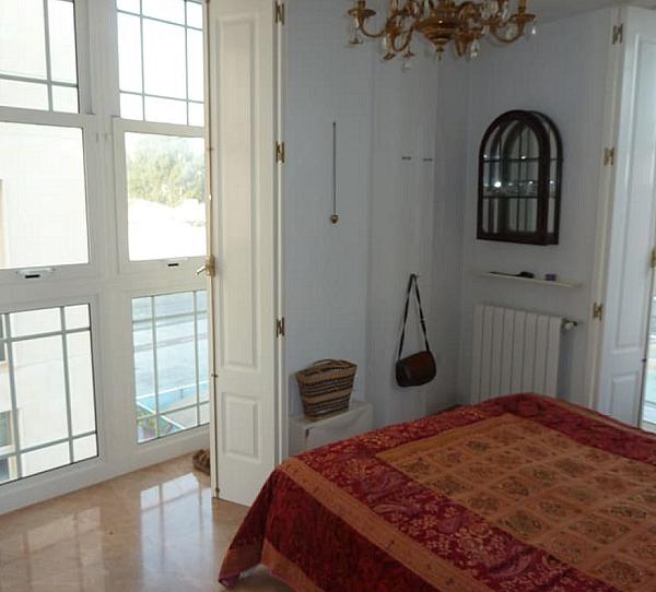 Dormitorio - Piso en alquiler en Casco antiguo en Cartagena - 323029263