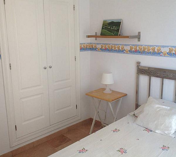 Dormitorio - Piso en alquiler en Casco antiguo en Cartagena - 323029264