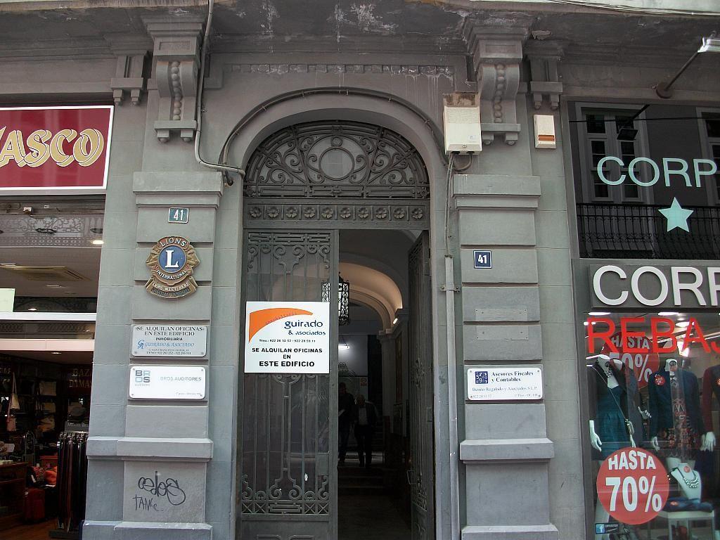 Oficina en alquiler en calle Castillo, Zona Centro en Santa Cruz de Tenerife - 363534597