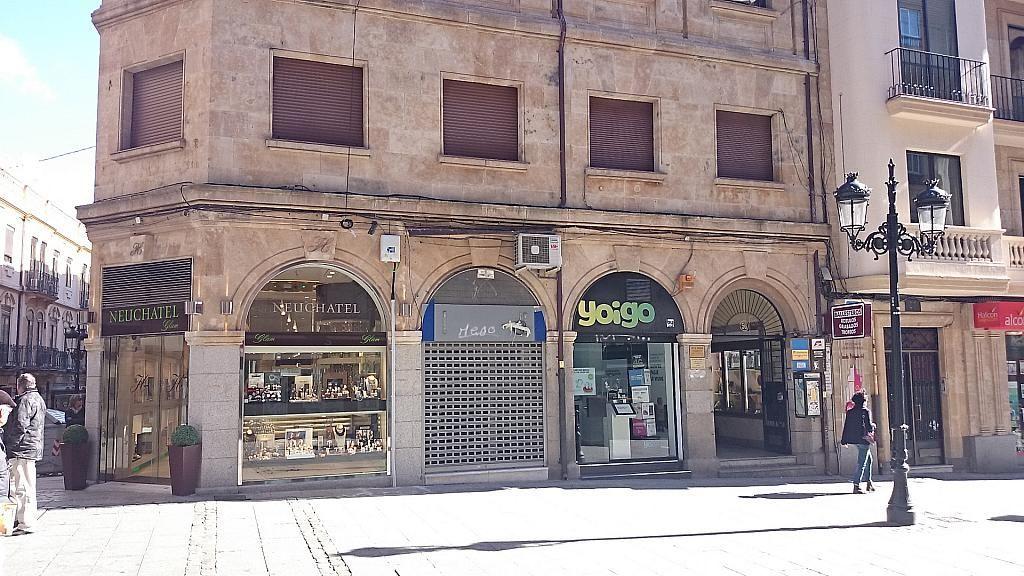 Oficina en alquiler en calle Zamora, Centro en Salamanca - 161547049