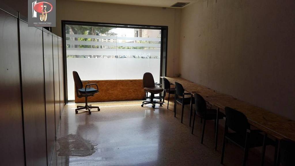 Foto - Local comercial en alquiler en Burjassot - 320569372