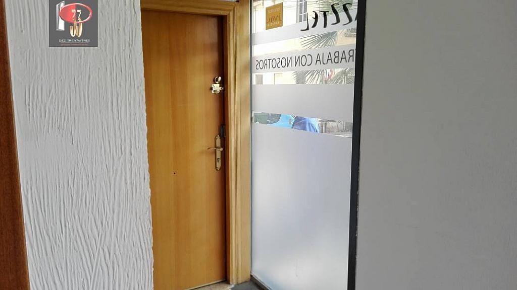 Foto - Local comercial en alquiler en Burjassot - 320569402