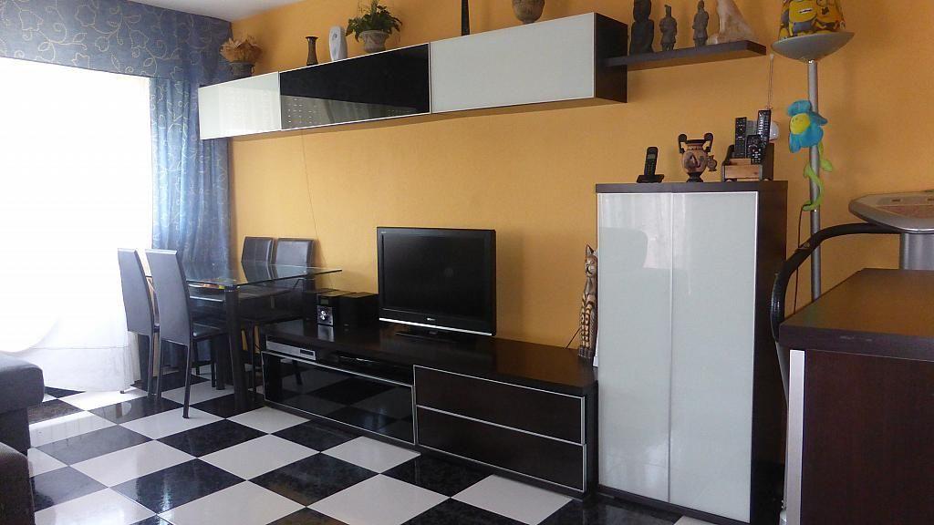 Salón - Piso en alquiler opción compra en calle San Cristobal, San Martín de la Vega - 304349637