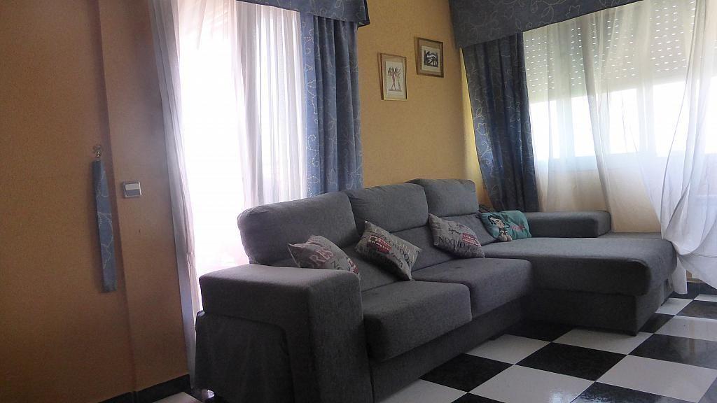 Salón - Piso en alquiler opción compra en calle San Cristobal, San Martín de la Vega - 304349653