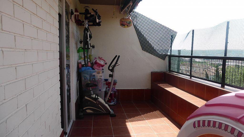 Terraza - Piso en alquiler opción compra en calle San Cristobal, San Martín de la Vega - 304349672