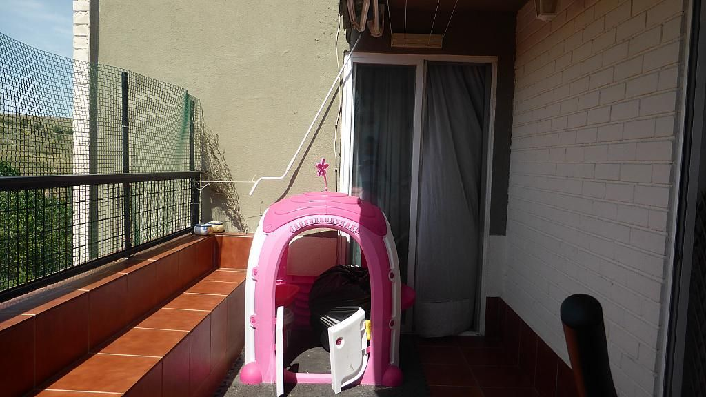 Terraza - Piso en alquiler opción compra en calle San Cristobal, San Martín de la Vega - 304349681