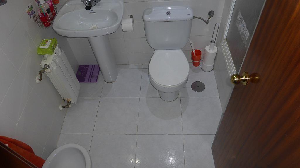 Baño - Piso en alquiler opción compra en calle San Cristobal, San Martín de la Vega - 304349723