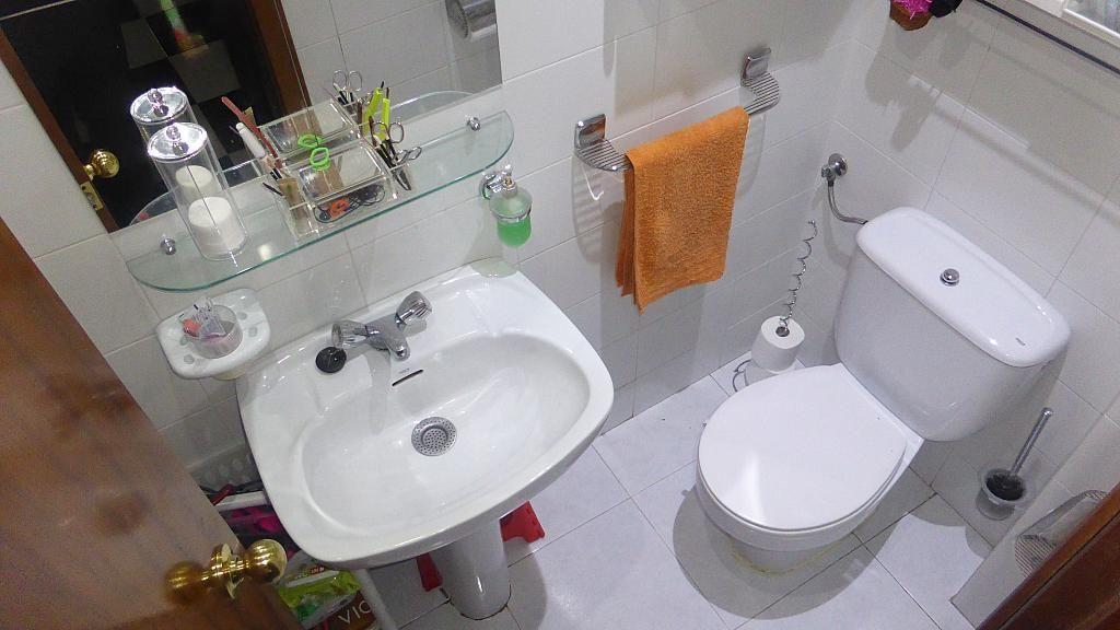 Baño - Piso en alquiler opción compra en calle San Cristobal, San Martín de la Vega - 304349732
