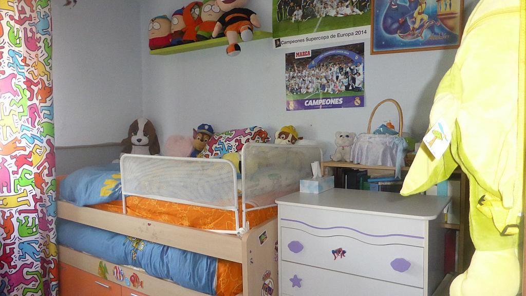 Dormitorio - Piso en alquiler opción compra en calle San Cristobal, San Martín de la Vega - 304349814