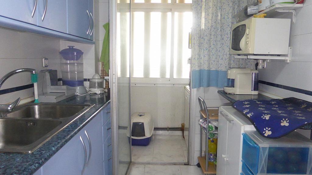 Cocina - Piso en alquiler opción compra en calle San Cristobal, San Martín de la Vega - 304349831