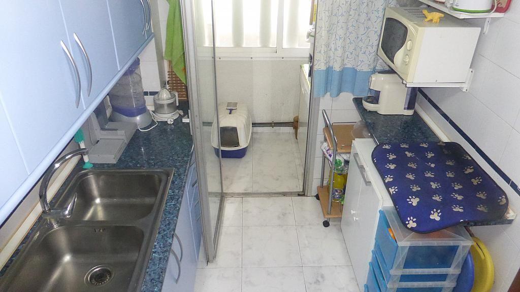 Cocina - Piso en alquiler opción compra en calle San Cristobal, San Martín de la Vega - 304349835
