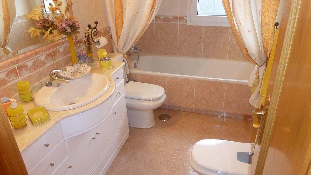 Baño - Casa pareada en alquiler opción compra en calle Antares, Griñón - 305630267