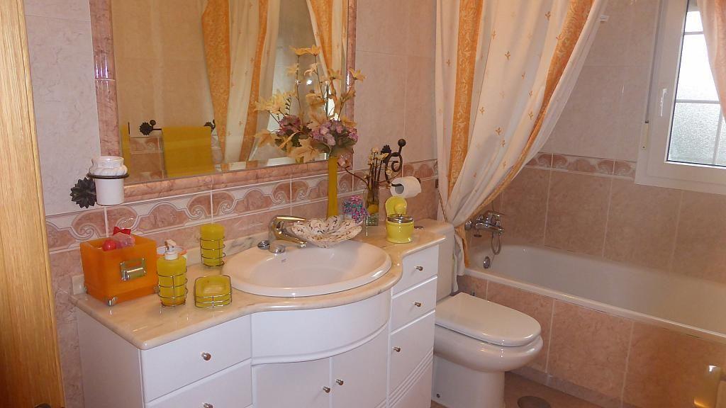 Baño - Casa pareada en alquiler opción compra en calle Antares, Griñón - 305630305