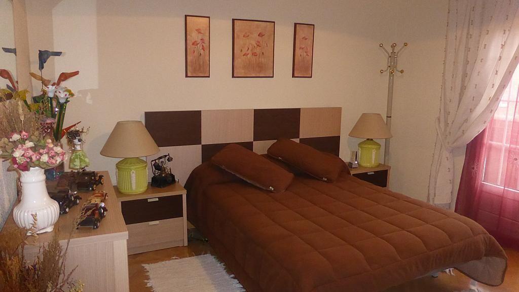 Dormitorio - Casa pareada en alquiler opción compra en calle Antares, Griñón - 305630309