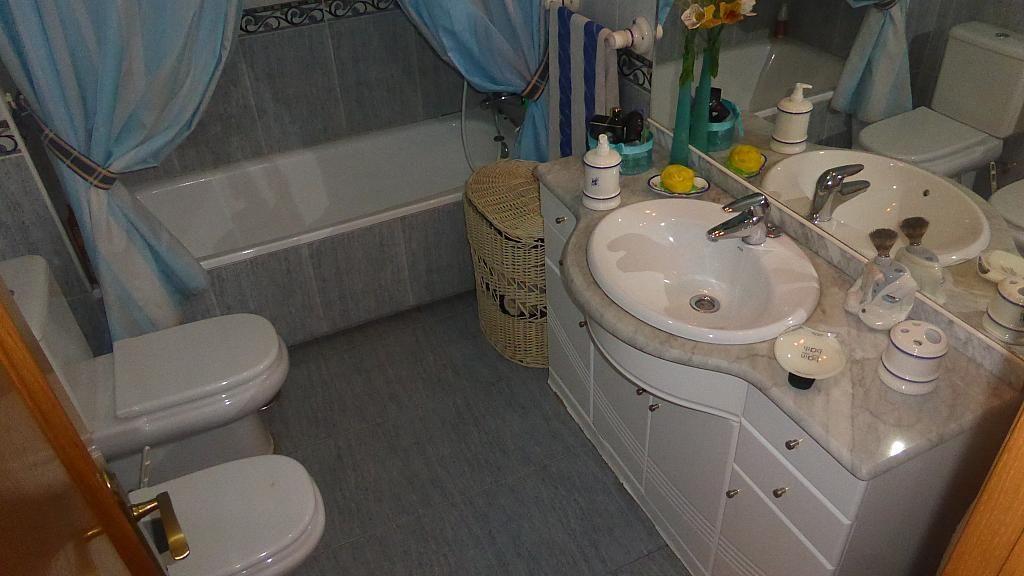 Baño - Casa pareada en alquiler opción compra en calle Antares, Griñón - 305630367