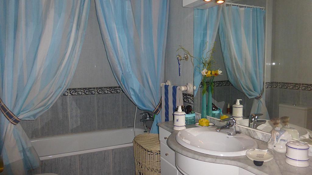 Baño - Casa pareada en alquiler opción compra en calle Antares, Griñón - 305630383