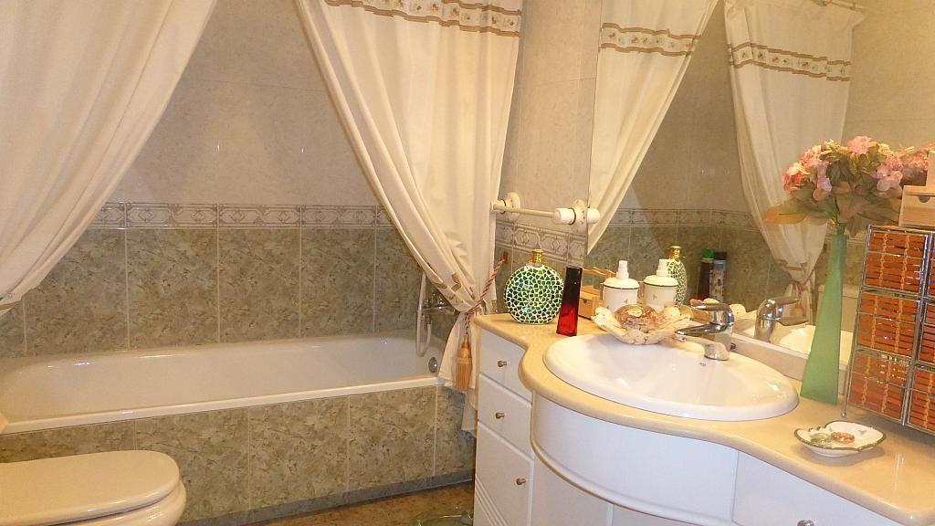 Baño - Casa pareada en alquiler opción compra en calle Antares, Griñón - 305630482