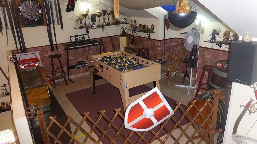 Buhardilla - Casa pareada en alquiler opción compra en calle Antares, Griñón - 305630534