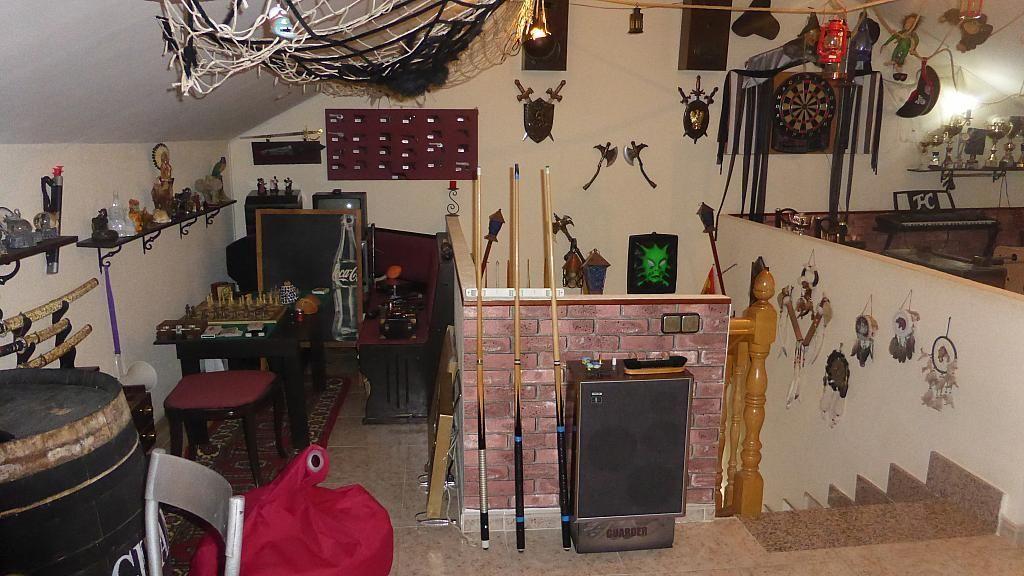 Buhardilla - Casa pareada en alquiler opción compra en calle Antares, Griñón - 305630536