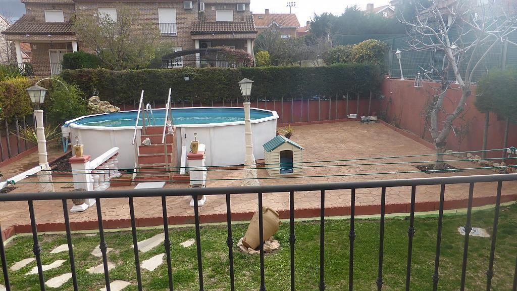 Vistas - Casa pareada en alquiler opción compra en calle Antares, Griñón - 305630605