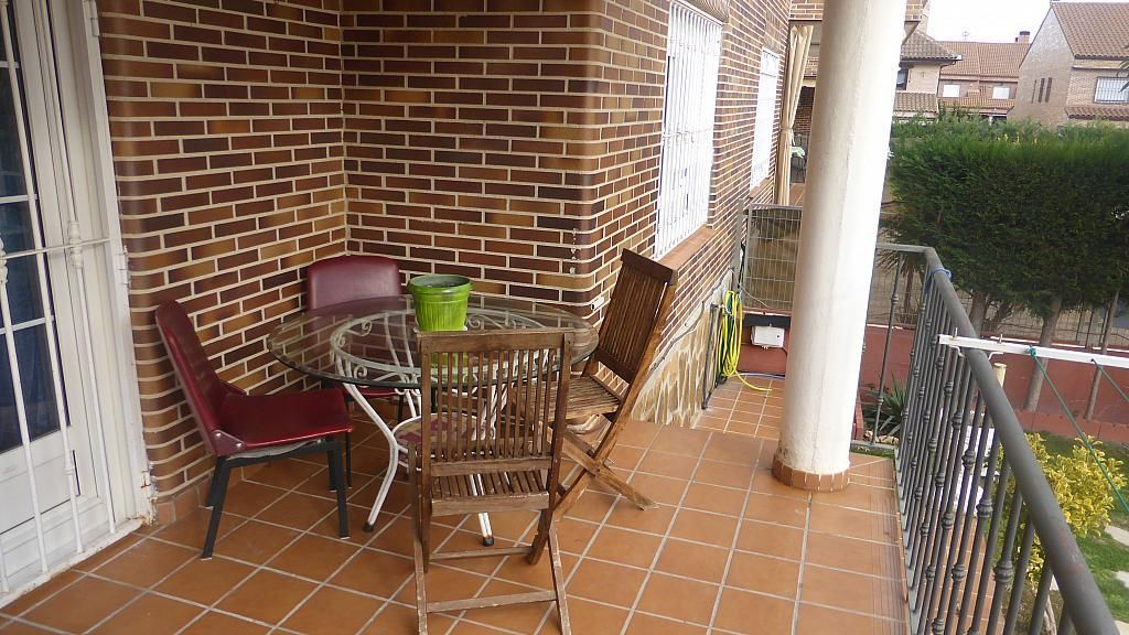 Porche - Casa pareada en alquiler opción compra en calle Antares, Griñón - 305630628