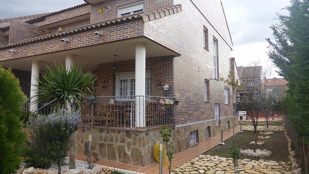Vistas - Casa pareada en alquiler opción compra en calle Antares, Griñón - 305630644