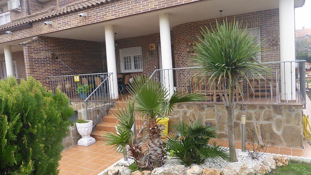 Vistas - Casa pareada en alquiler opción compra en calle Antares, Griñón - 305630671
