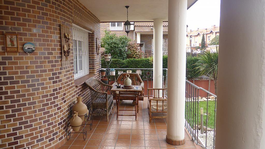 Porche - Casa pareada en alquiler opción compra en calle Antares, Griñón - 305630684