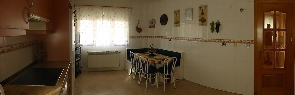 Cocina - Casa pareada en alquiler opción compra en calle Antares, Griñón - 305630733