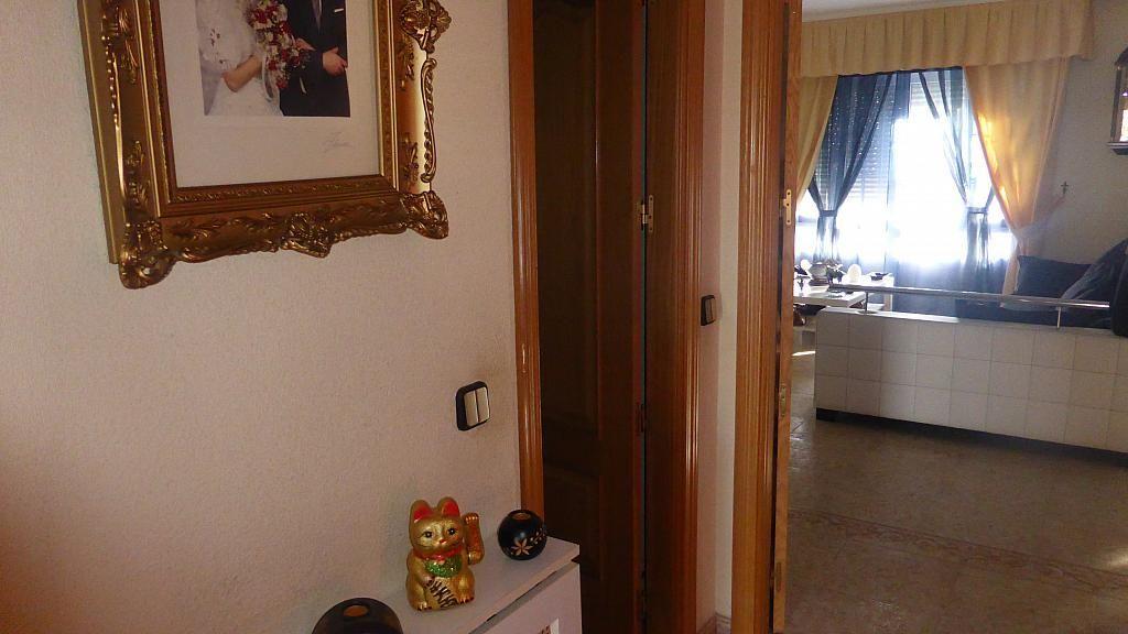 Vestíbulo - Casa pareada en alquiler opción compra en calle Antares, Griñón - 305630777
