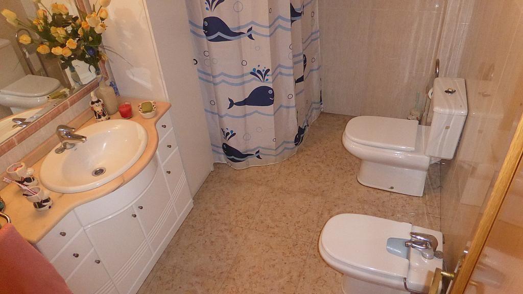 Baño - Casa pareada en alquiler opción compra en calle Antares, Griñón - 305630788