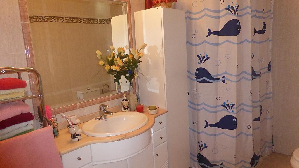 Baño - Casa pareada en alquiler opción compra en calle Antares, Griñón - 305630791