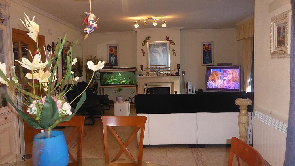 Salón - Casa pareada en alquiler opción compra en calle Antares, Griñón - 305630811