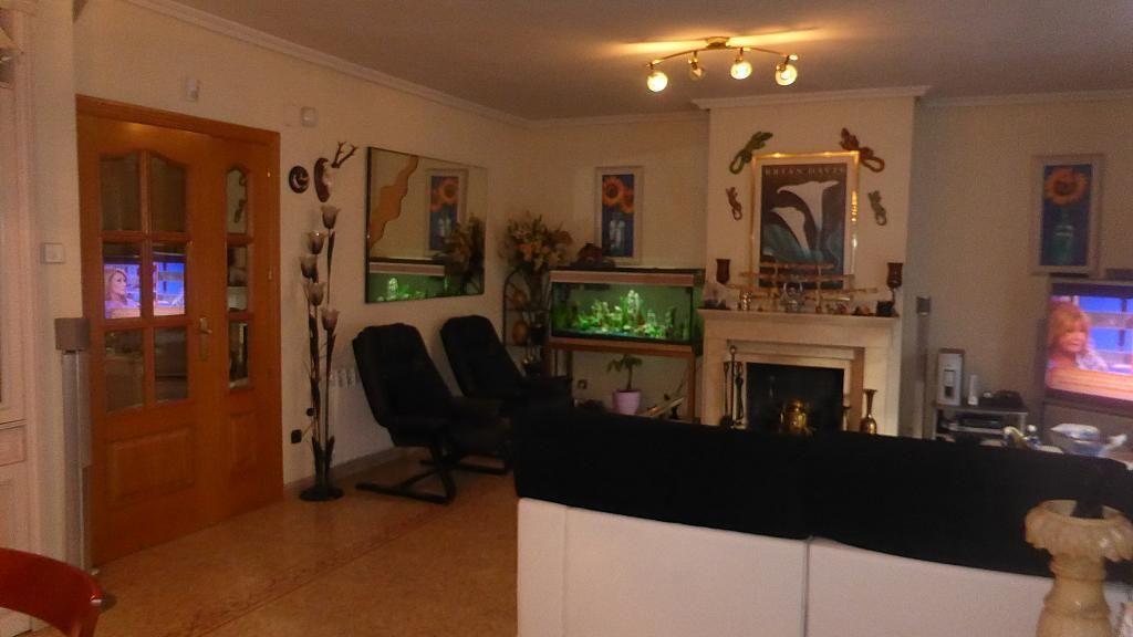 Salón - Casa pareada en alquiler opción compra en calle Antares, Griñón - 305630836