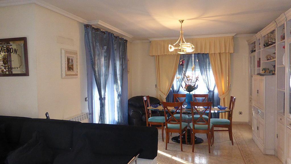 Salón - Casa pareada en alquiler opción compra en calle Antares, Griñón - 305630856