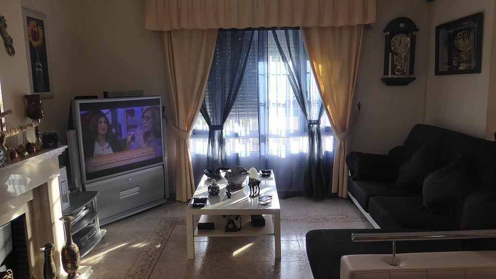 Salón - Casa pareada en alquiler opción compra en calle Antares, Griñón - 305630870