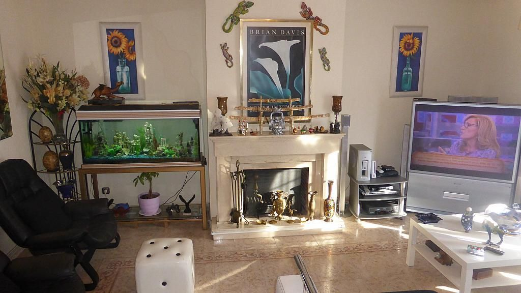 Salón - Casa pareada en alquiler opción compra en calle Antares, Griñón - 305630878