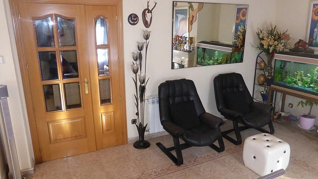 Salón - Casa pareada en alquiler opción compra en calle Antares, Griñón - 305630881