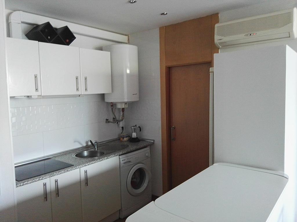 Dúplex en alquiler opción compra en calle Ventorro El Cano, San Jose-Valderas-Parque Lisboa en Alcorcón - 324881515