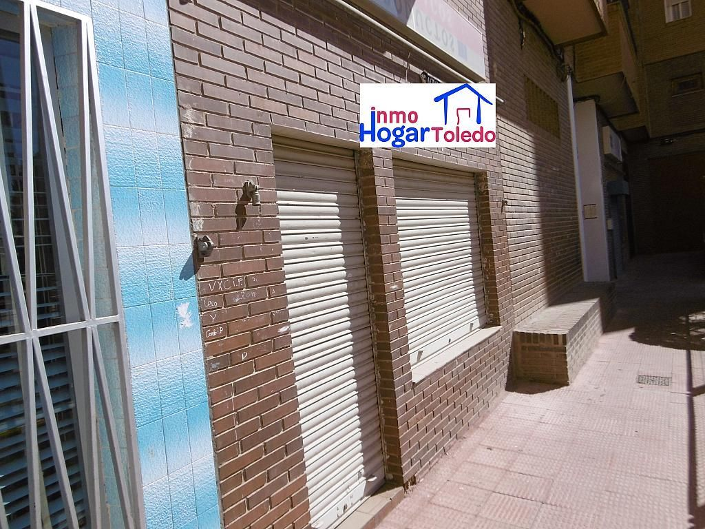 Local en alquiler en calle Cascajoso, Santa María de Benquerencia en Toledo - 407275992