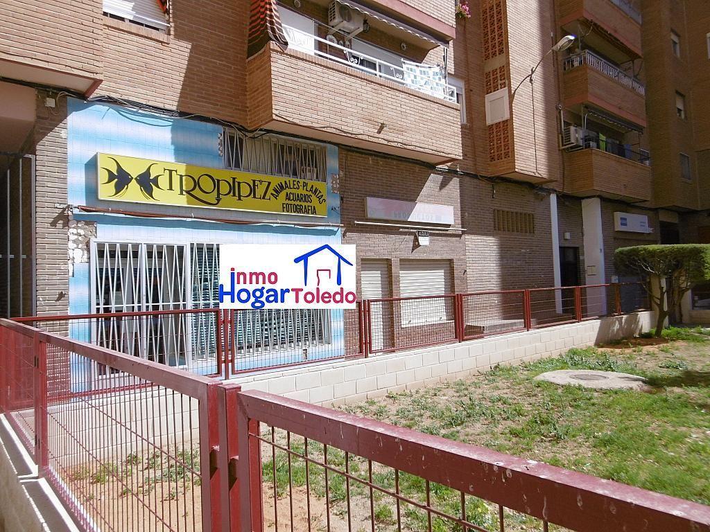 Local en alquiler en calle Cascajoso, Santa María de Benquerencia en Toledo - 407275993