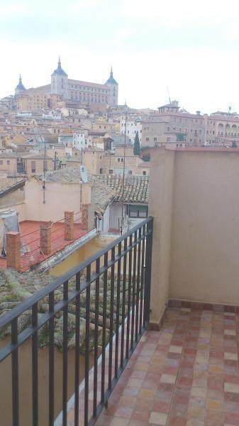 Apartamento en alquiler en calle Cuesta Escalones, Toledo - 56034124