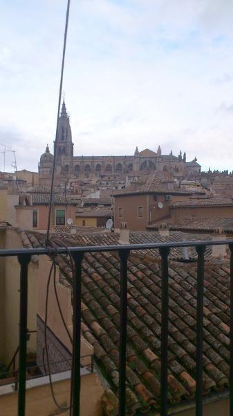 Apartamento en alquiler en calle Cuesta Escalones, Toledo - 56034140