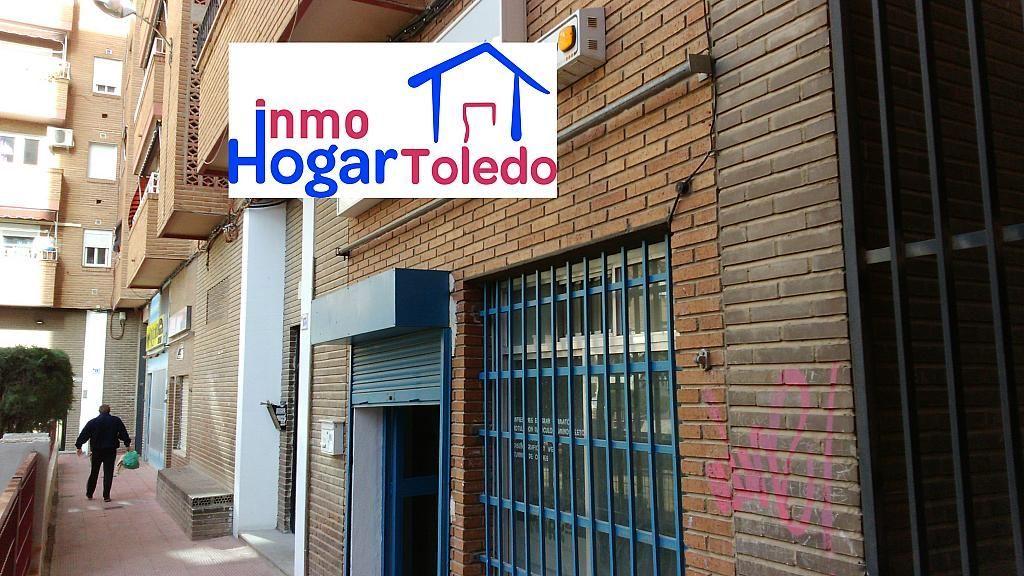 Local en alquiler en calle Local Poligono, Santa María de Benquerencia en Toledo - 236172446