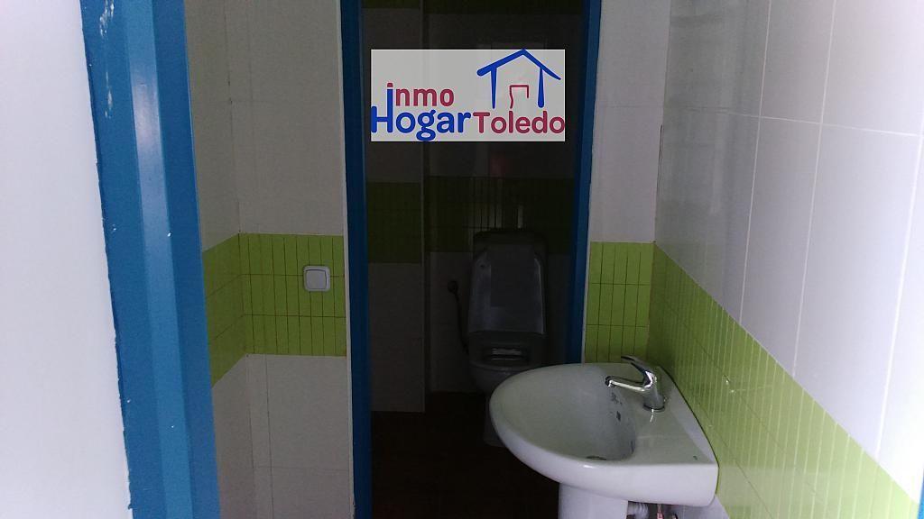 Local en alquiler en calle Local Poligono, Santa María de Benquerencia en Toledo - 236172482