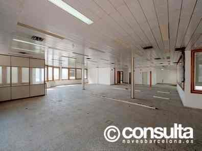 Oficina - Nave industrial en alquiler en polígono Fonollar, Sant Boi de Llobregat - 118970486