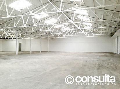 Nave industrial en alquiler en polígono Cami del Mig, Cabrera de Mar - 222851897