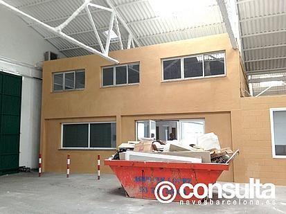 Nave industrial en alquiler en polígono Cami del Mig, Cabrera de Mar - 222851901