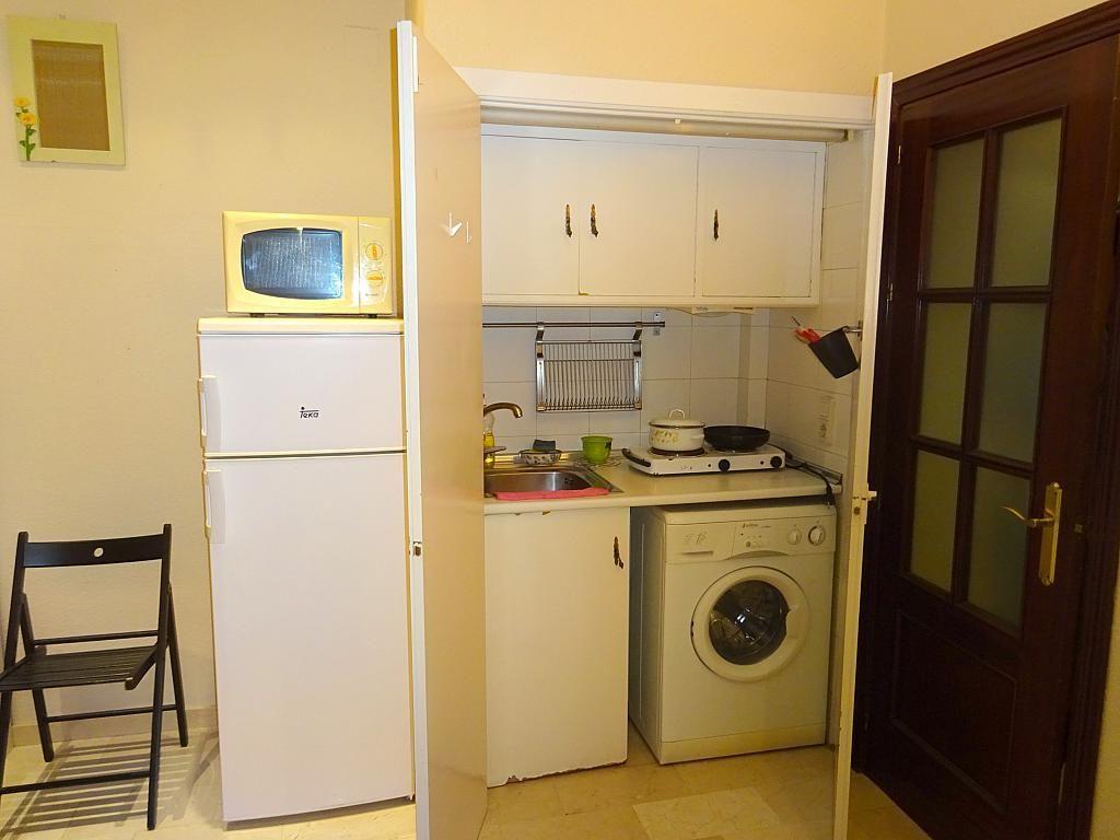 Estudio en alquiler en calle Asuncion, Los Remedios en Sevilla - 273704332