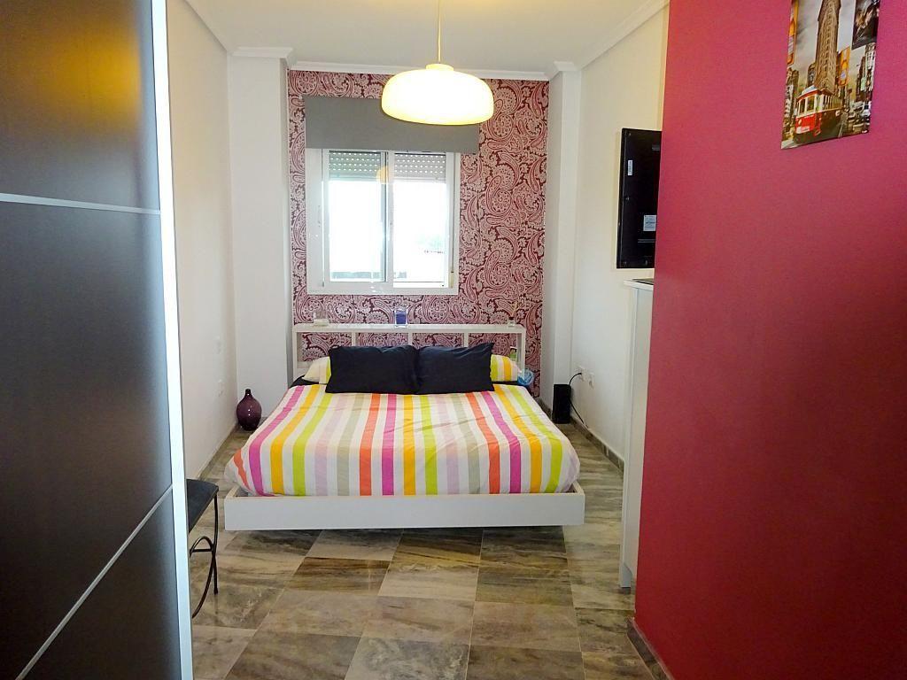 Dormitorio - Piso en alquiler en calle Emilio Lemos, Av. Ciencias-Emilio Lemos en Sevilla - 277588012